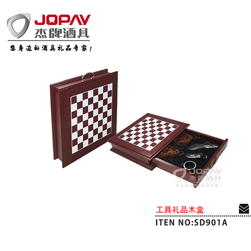 木盒类商务礼品-SD901A
