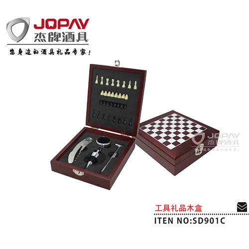 木盒类商务礼品-SD901C
