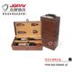 双支红酒皮盒-SD868-2C