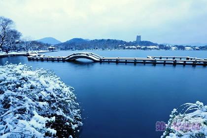 杭州最美的地方:西湖