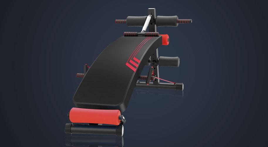 仰卧板厂家大邦健身器材制造提醒您,掌握仰卧板的正确使用方法,避免伤害