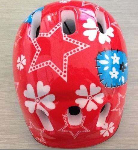 红色头盔-