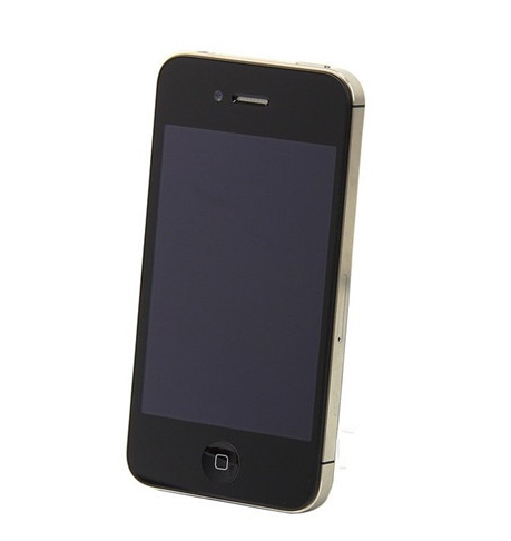 黑色iphone4s - 需6000点-