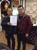 热烈庆祝娄底冷水江市场杨总加入大掌柜品牌湖南团队!