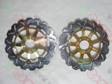 Kawasaki Brake Disc Rotor DBS1009W