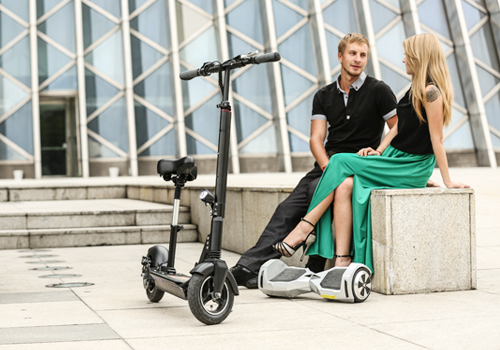 Main points of electric scooter maintenance