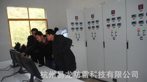 智能防雷监管预警系统