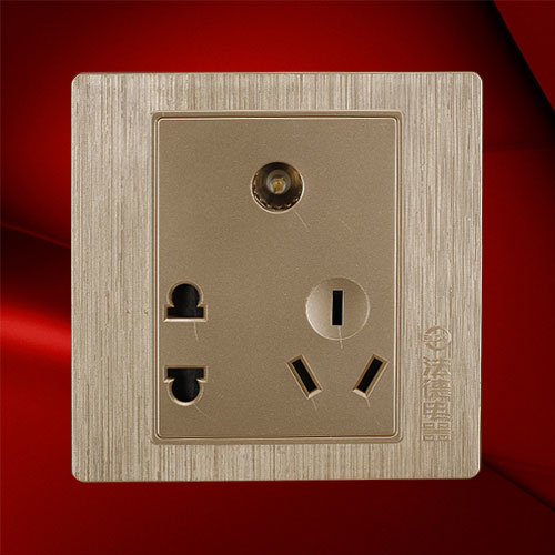 电视五孔插座-F02-V23C