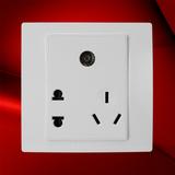 电视五孔插座 -F08-V23C