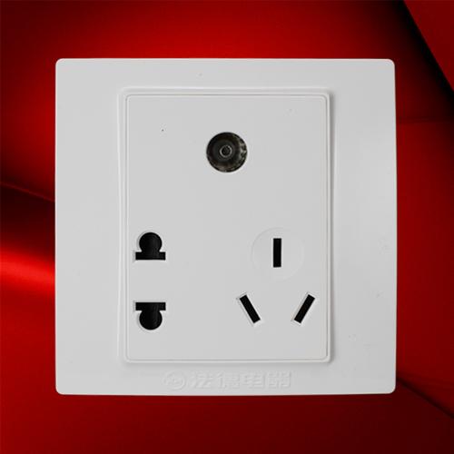 电视五孔插座-F08-V23C
