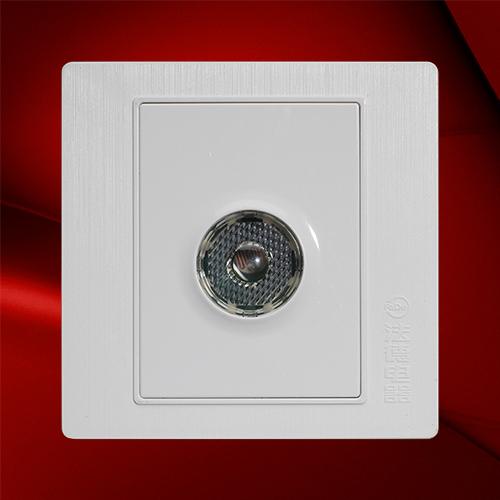 声光控插座-F02-SGX