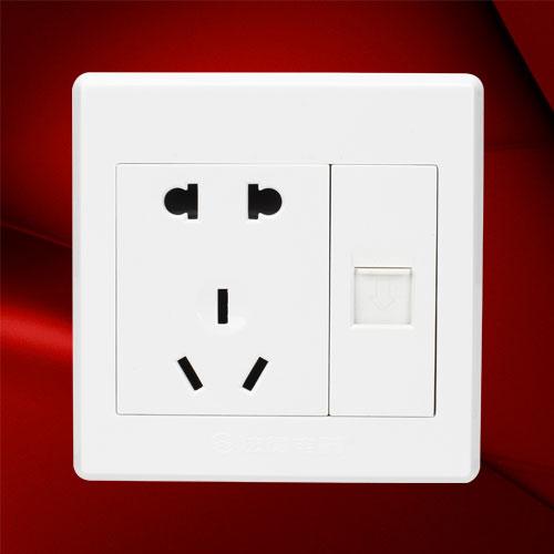 电脑五孔-E60-058
