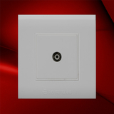 电视插座-F01-1TV