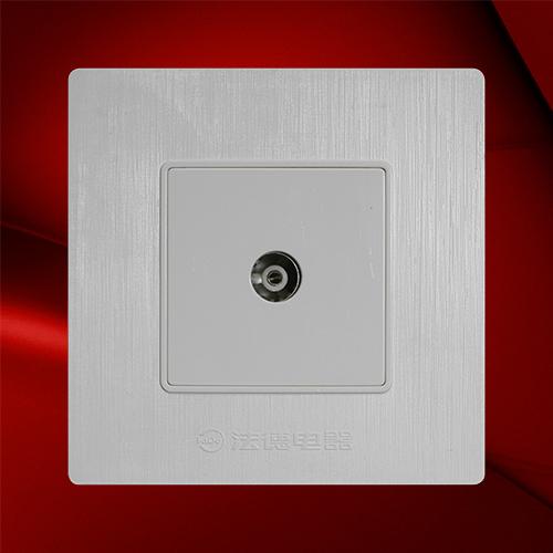 电视插座-F02-1TS