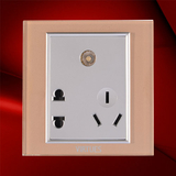 五孔电视插座 -F07-V23C
