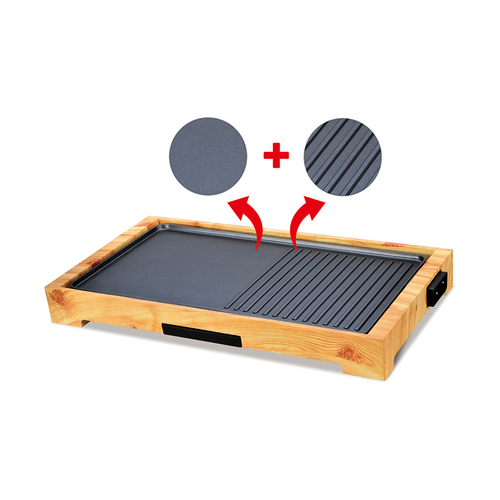 Bamboo Griddle FHTG-203B