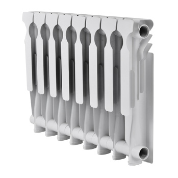Aluminum Radiator CO-BA350