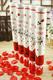 福方浪漫纯红花瓣款礼花-80cm/60cm