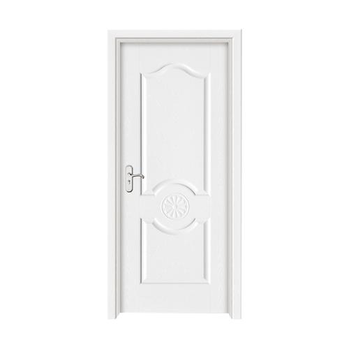 生態強化門 6008暖白浮雕