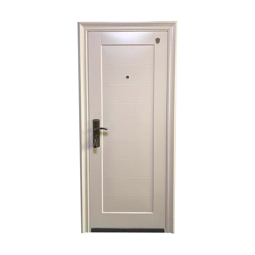 Steel security door XD-9072