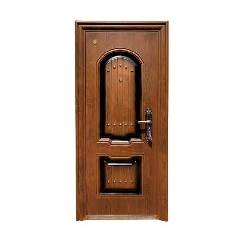 Steel security door XD-1901