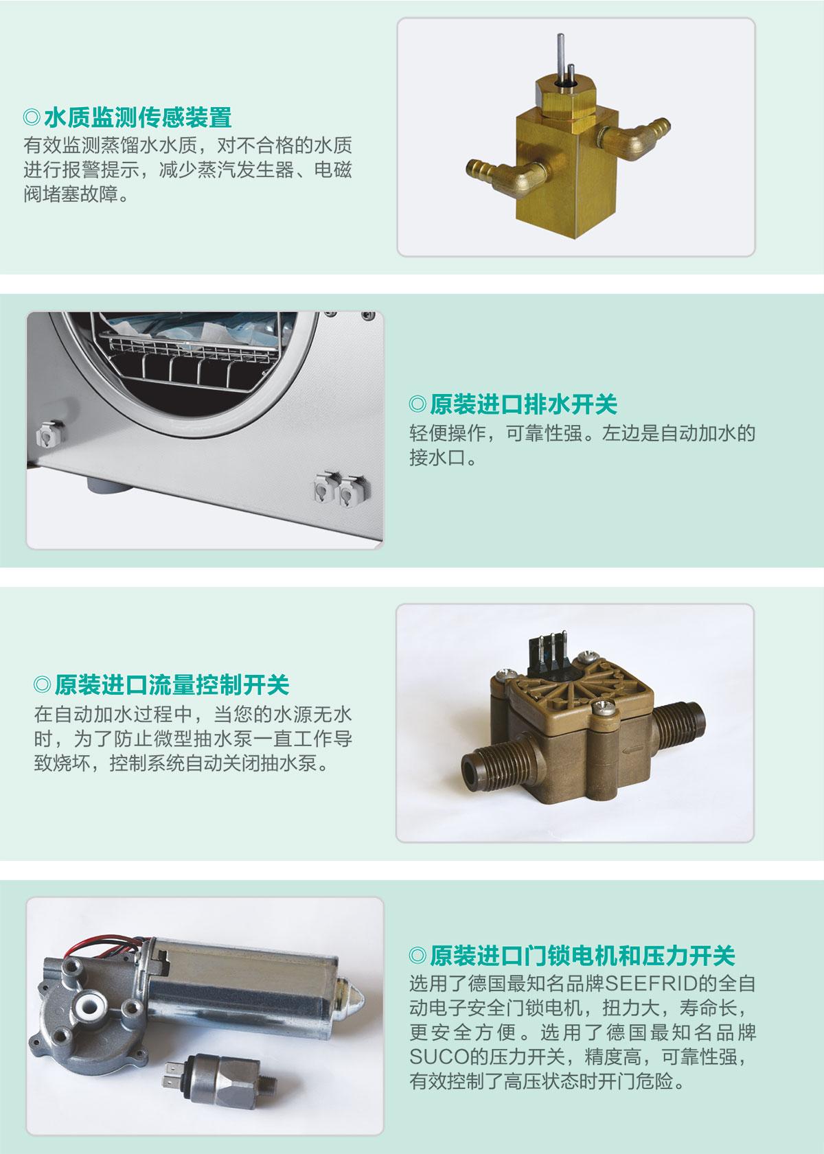 压力蒸汽灭菌器 JN-18 JN-23