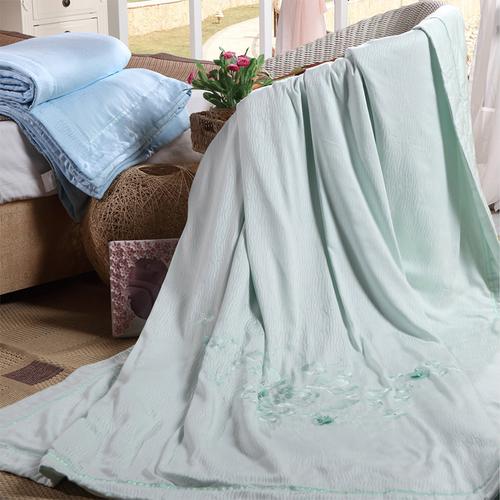 夏被-凉毯-