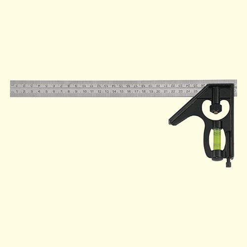 铝座组合角尺-