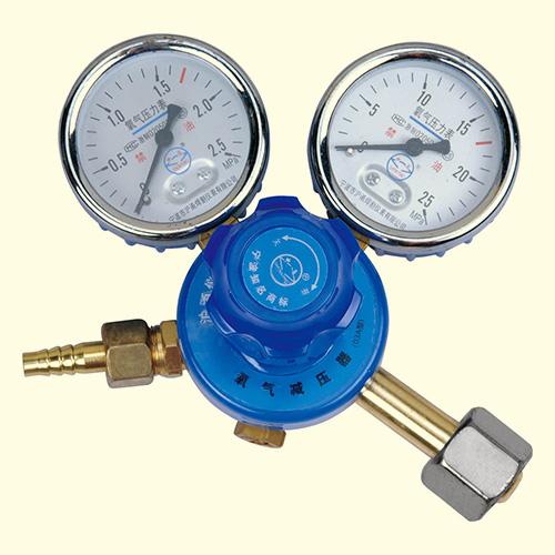氧气减压表-