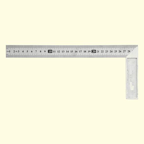 铝座不锈钢直角尺-