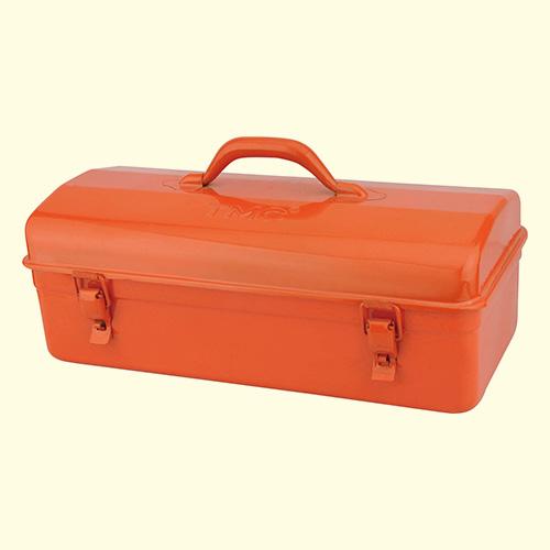 双层厚铁皮工具箱-