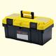 工友加强型塑料工具箱-