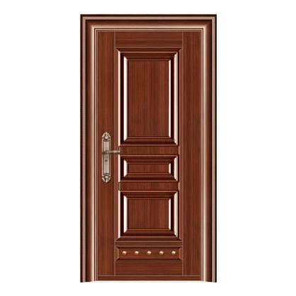 豪华铜铝门系列-GYJ-899(压花板)红铜2号