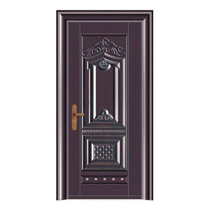豪华铜铝门系列-GYJ-898(压花板)真铜5号