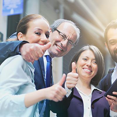 Company organization learning training