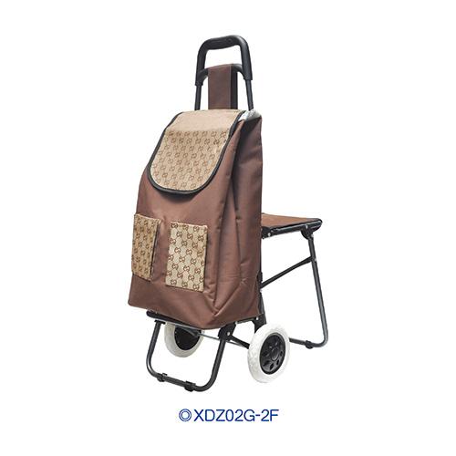 普通柄带椅购物车-XDZ02G-2F