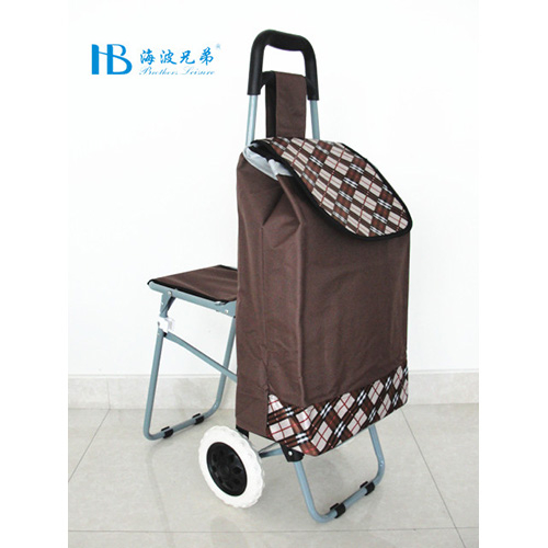 普通柄带椅购物车-XDZ02-2F