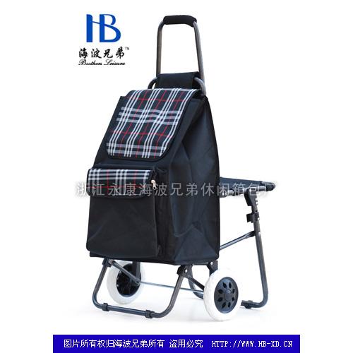 普通柄带椅购物车-XDZ02-2F 小靶心