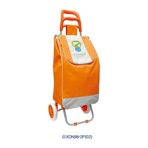 牛头柄便携购物车-XDN98-2F(02)