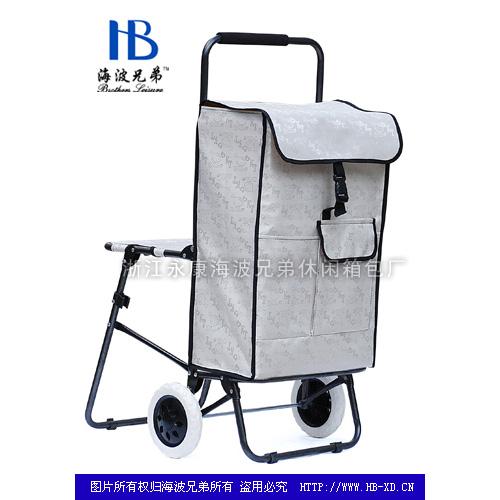 带椅购物车-带凳系列1