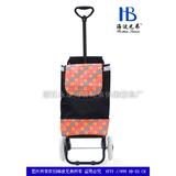 带座椅伸缩购物车 -带凳系列13