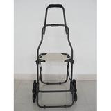 爬楼折叠带座椅购物车 -1.0