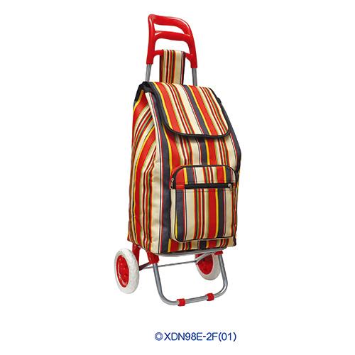 牛头柄便携购物车-XDN98E-2F(01)