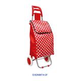 带座椅伸缩购物车 -XDZ04B-2F