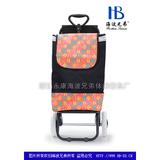 带座椅伸缩购物车 -带凳系列12