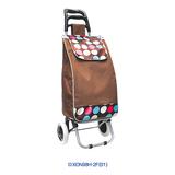 牛头柄便携购物车 -XDN98H-2F(01)