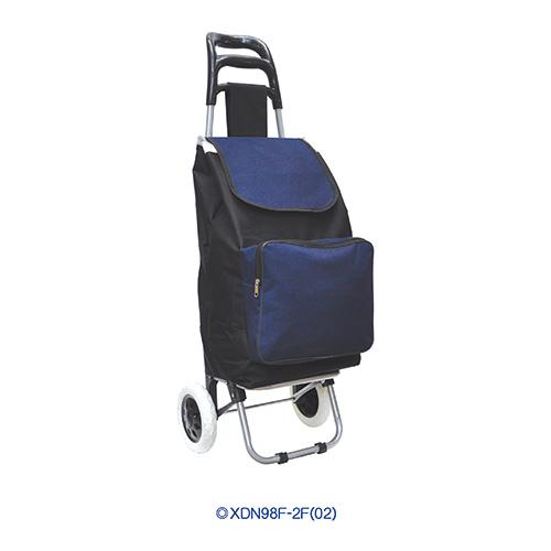 牛头柄便携购物车-XDN98F-2F(02)