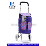 铝合金折叠带椅购物车XDZ06系列-XDZ06-2F 国色天香
