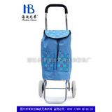 铝合金折叠带椅购物车XDZ06系列-XDZ06B-2F 小靶心