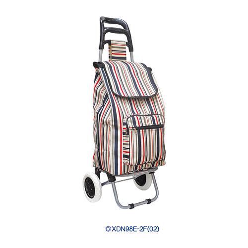 牛头柄便携购物车-XDN98E-2F(02)